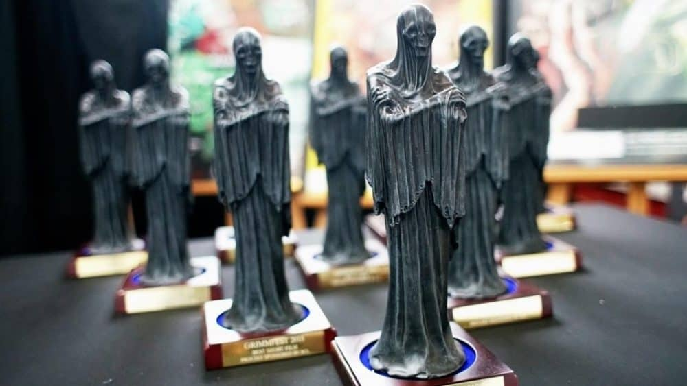 Grimmfest Banner 1000x563 - GRIMMFEST to Launch Inaugural Work-In-Progress Award in 2019 + Dread Central to Sponsor Best Kill Award!