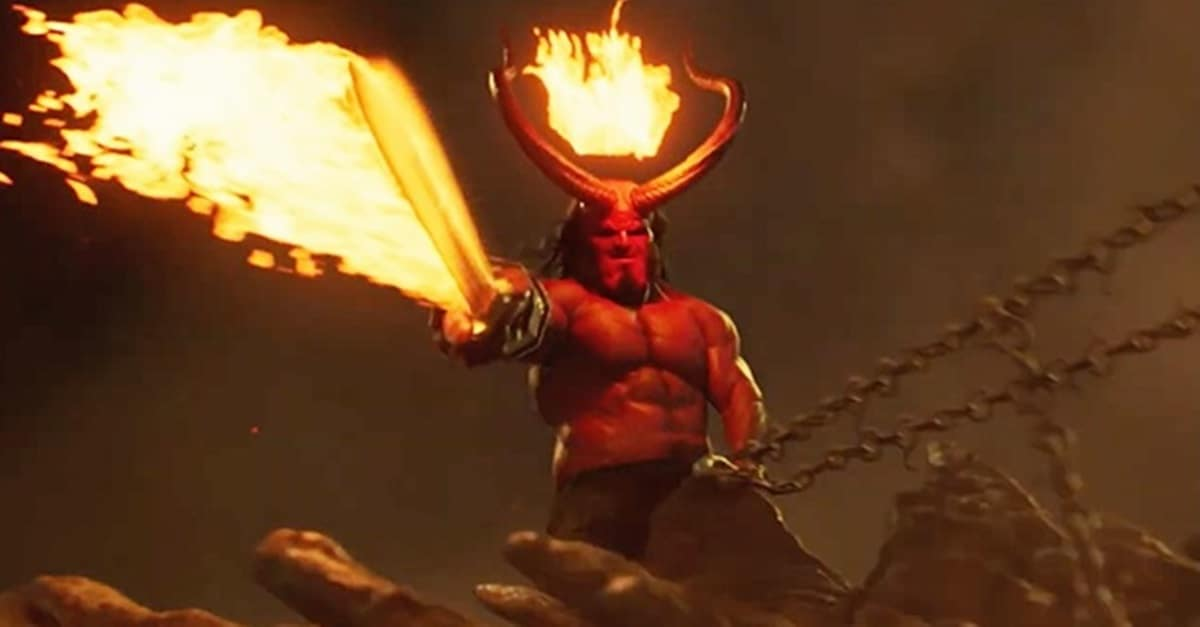 Weekend Movie Update – April 12, 2019: 'Hellboy'