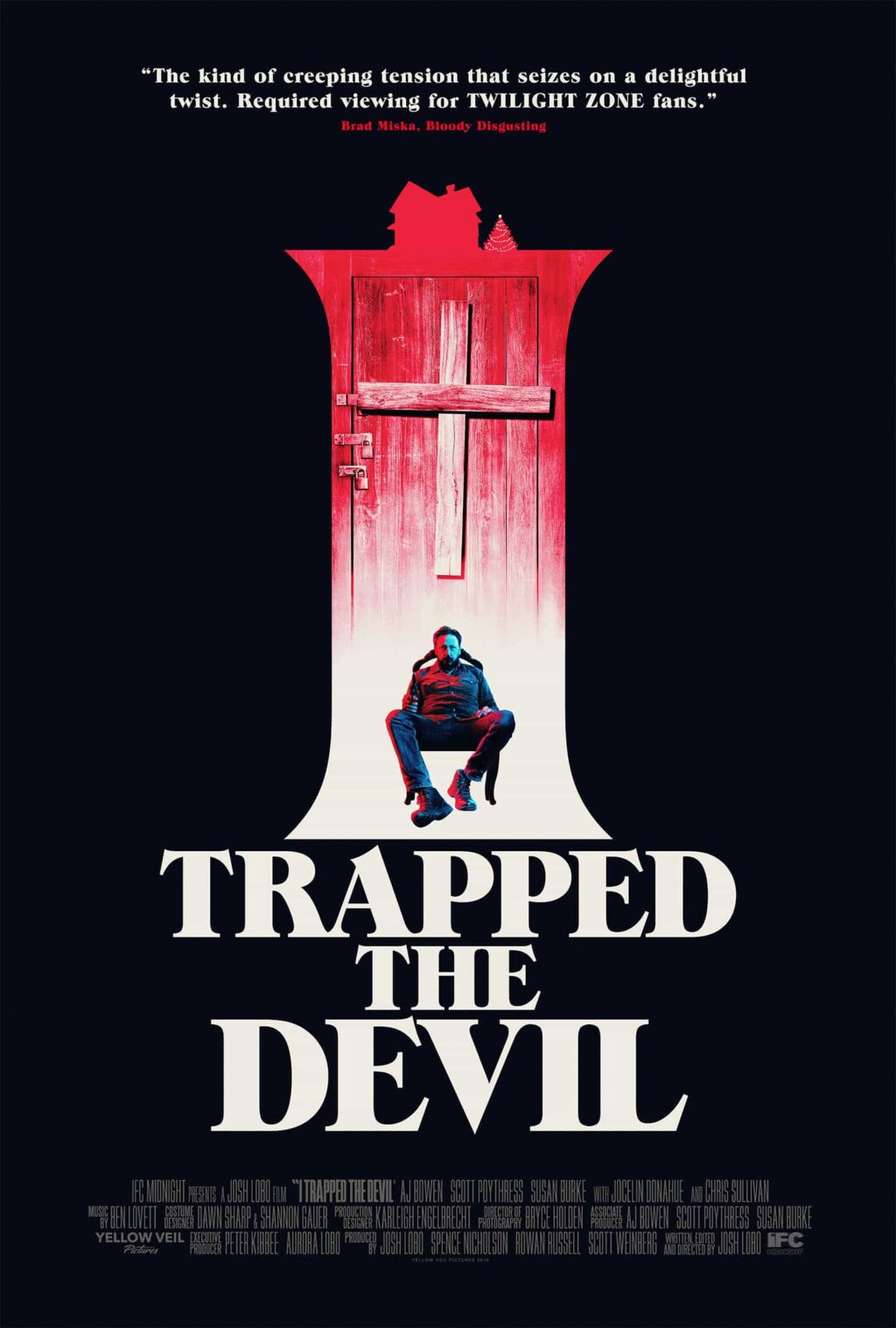 I Trapped the Devil Poster 1024x1517 - IFC Midnight Presents I TRAPPED THE DEVIL in April