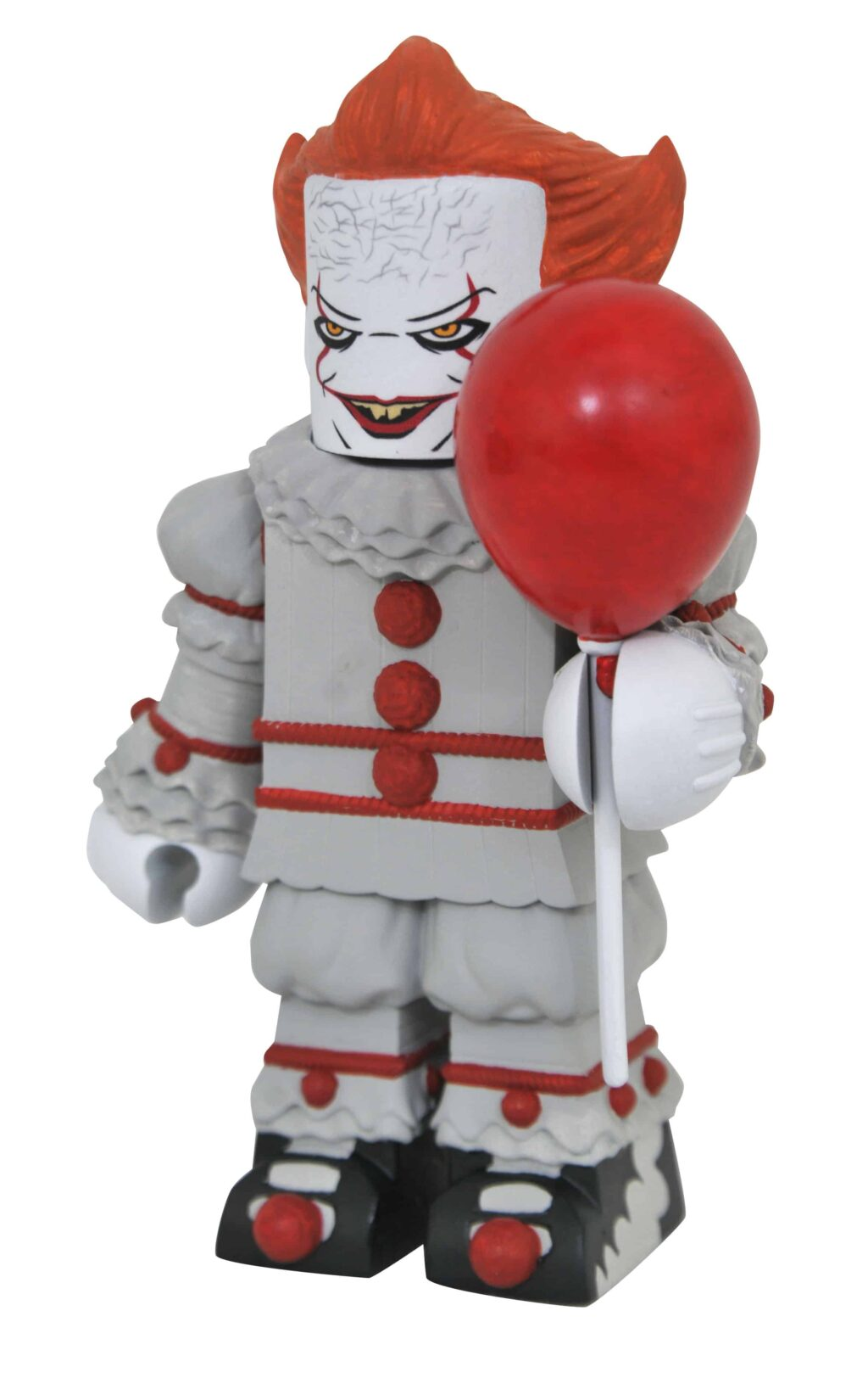 Diamond Select Toys Pennywise Comes With His Own Red