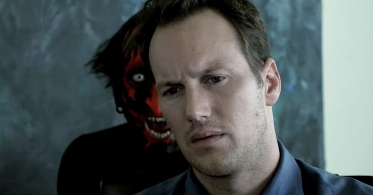 Insidious Banner - 13 of the Most Terrifying Jump Scares in Horror Movie History