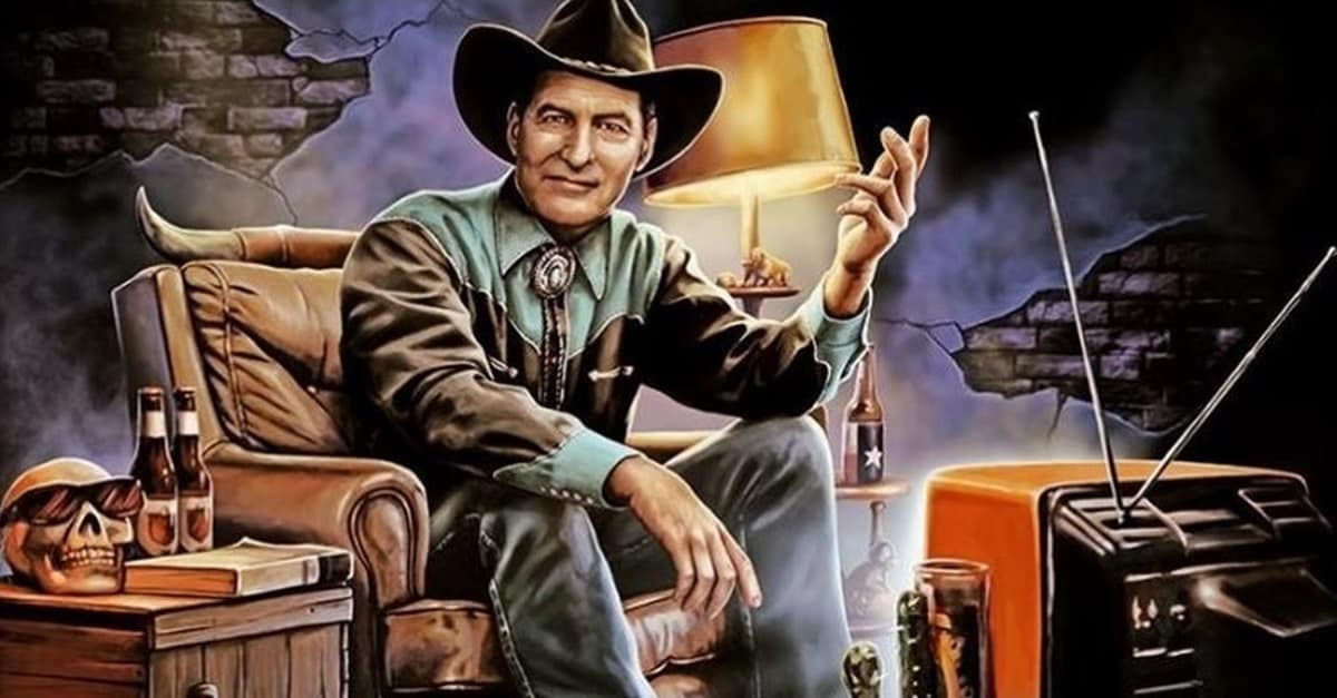 Joe Bob Briggs Banner - Exclusive: Key Art for Shudder's Upcoming Season of THE LAST DRIVE-IN WITH JOE BOB BRIGGS