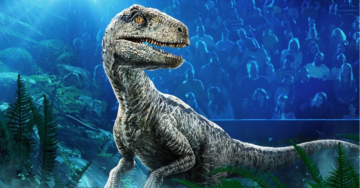 Jurassic World Arena Tour 2019 - JURASSIC WORLD Live Arena Experience Coming in September