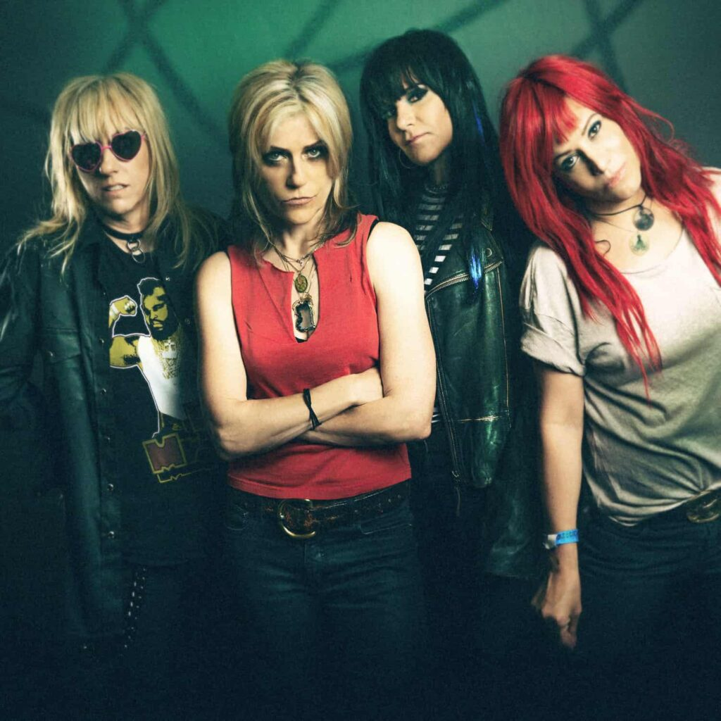 L7 Rob Sheridan 1024x1024 - Pretend They're Dead? Never! L7 Announces Tour for First Album in 20 Years