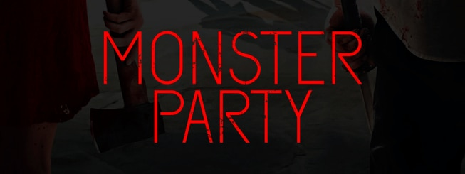 Monster Party - Shudder's Spring Slate Includes THE RANGER and THE BOAR