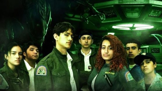 NB Alien 560x315 - Trailer: Coolest High School Drama Class in the World Pulls Off Stage Production of ALIEN