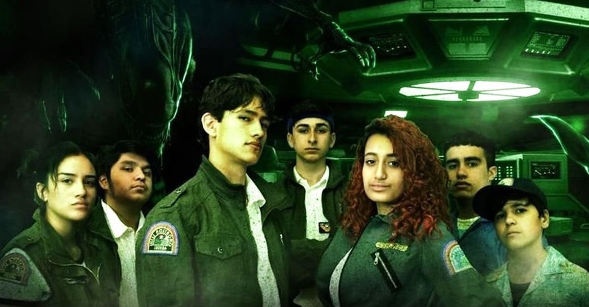 NB Alien - High School Stage Production of ALIEN Gets Encore Performance for ALIEN Day