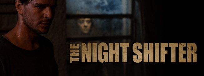 Night SHifter - Shudder's Spring Slate Includes THE RANGER and THE BOAR