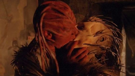 Nightbreed Kiss Banner 560x315 - Second Trailer for NIGHTBREED: THE ULTIMATE CABAL CUT Takes Us Someplace Not on Any Map