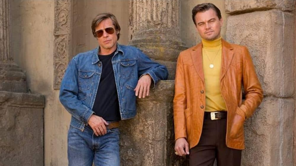 Once Upon a Time in Hollywood banner 1000x563 - First Trailer for Quentin Tarantino's ONCE UPON A TIME IN HOLLYWOOD