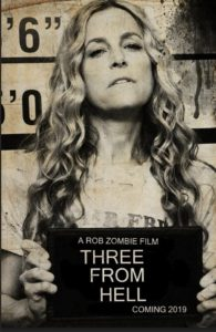 RobSheriMoonZombieThreeFromHellBabyFireflyCharacterPoster 195x300 - Baby Firefly Looks Pissed Off in Latest Image from Rob Zombie's THREE FROM HELL
