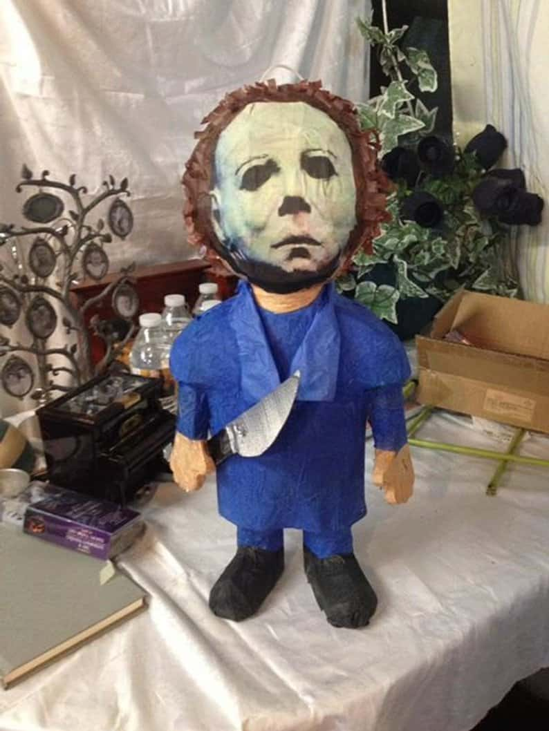 Shape Piñata - Horror-Themed Piñatas from HANG ME Will Make Your Next Party a Smash