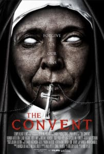 The Convent 202x300 - Exclusive: Check Out Our Exceptionally Disturbing Clip from THE CONVENT