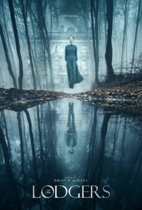 """The Lodgers 1 203x300 - """"Kill Me, I'm Irish!"""" 10 Horror Movies from the Emerald Isle to Enjoy on St. Patrick's Day"""