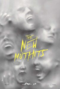 The New Mutants Poster 202x300 - Will We Ever See It? Disney Delays THE NEW MUTANTS with No Target Release Date