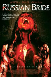 The Russian Bride Poster 2 199x300 - Trailer and Release Date for Mail Order Wife Horror THE RUSSIAN BRIDE