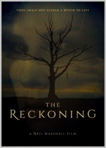 TheReckoningposter 214x300 - Dread X: THE RECKONING's Neil Marshall Picks His Top 10 Best Non-Horror Kills!