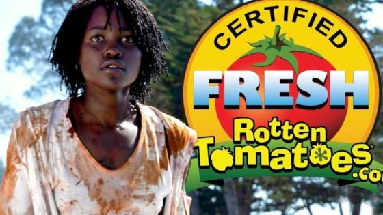 US Rotten Tomatoes 560x315 - Jordan Peele's US Currently Sports a 100% Freshness Rating on Rotten Tomatoes