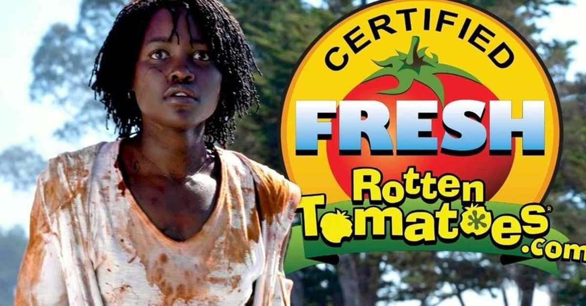 US Rotten Tomatoes - Jordan Peele's US Currently Sports a 100% Freshness Rating on Rotten Tomatoes
