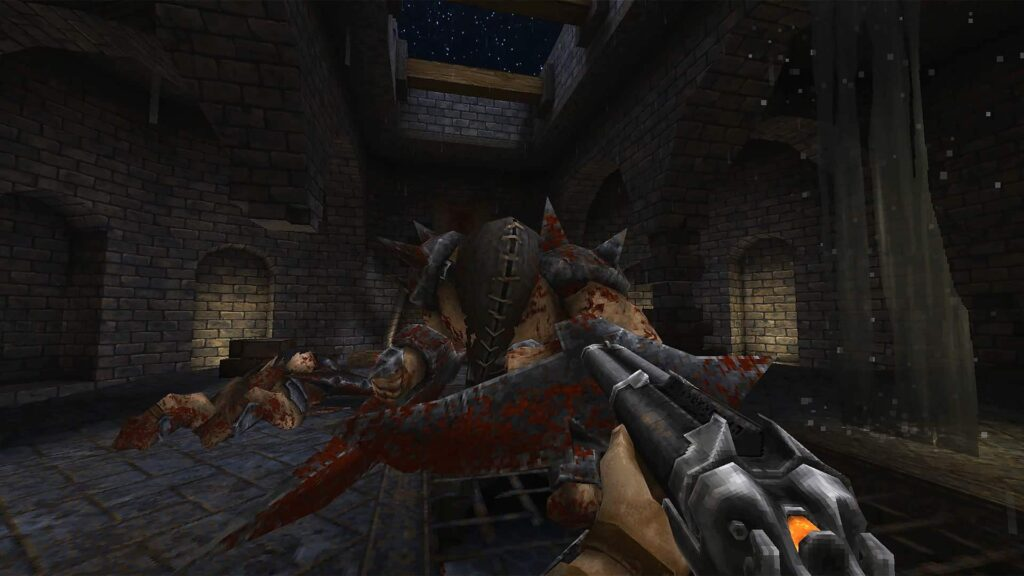WRATH Screenshot 3 1024x576 - WRATH: AEON OF RUIN Channels Classic Fantasy/Horror FPS Glory!