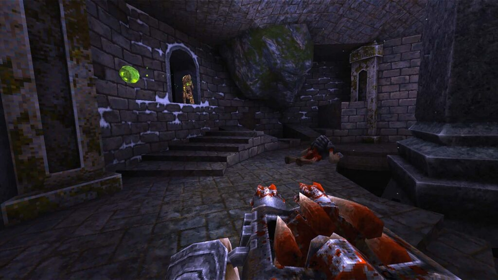 WRATH: AEON OF RUIN Channels Classic Fantasy/Horror FPS Glory