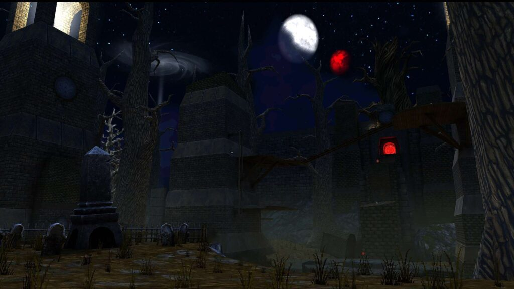 WRATH Screenshot 6 1024x576 - WRATH: AEON OF RUIN Channels Classic Fantasy/Horror FPS Glory!