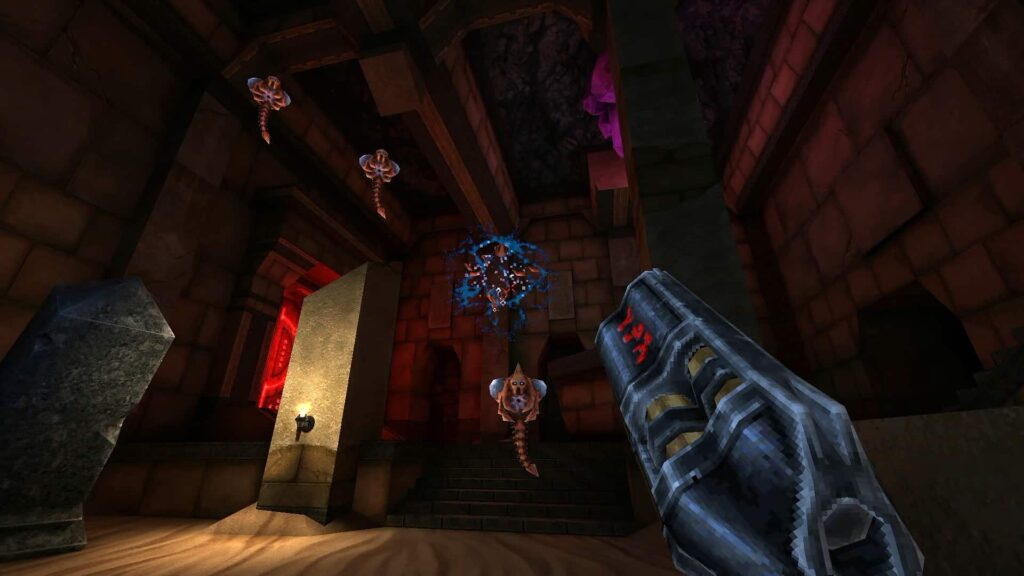 WRATH Screenshot 7 1024x576 - WRATH: AEON OF RUIN Channels Classic Fantasy/Horror FPS Glory!