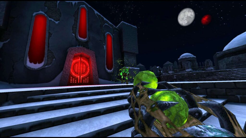 WRATH Screenshot 8 1024x576 - WRATH: AEON OF RUIN Channels Classic Fantasy/Horror FPS Glory!