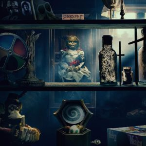 annabelle 3 poster 300x300 - ANNABELLE COMES HOME Will Haunt Theaters Sooner Than Expected