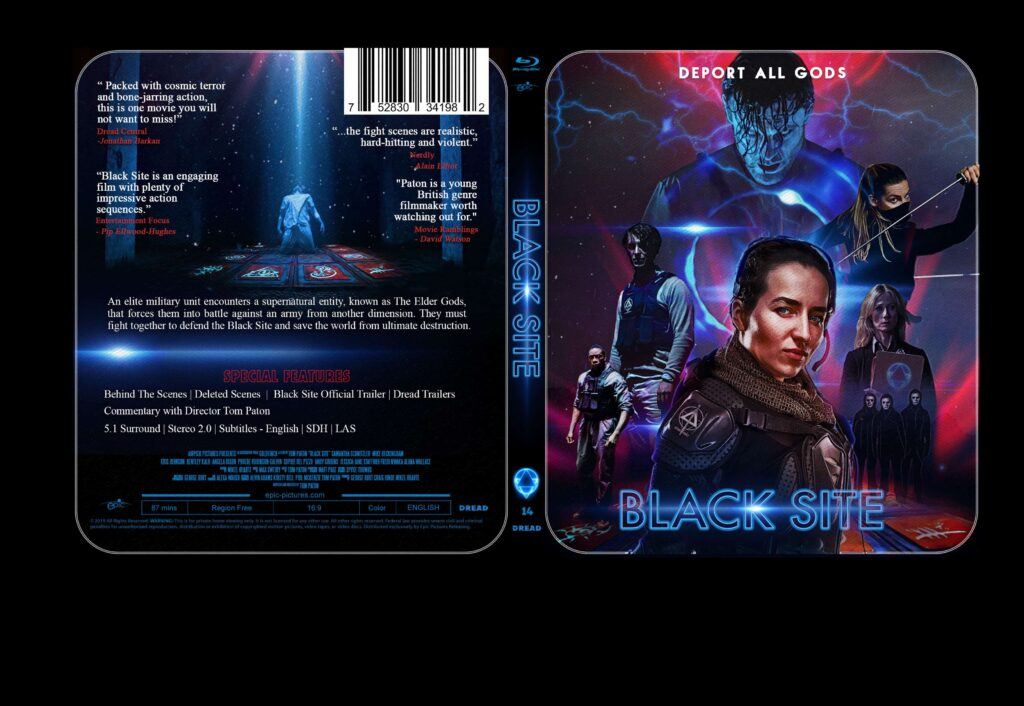 blacksitebluwrap 1024x706 - DREAD Presents: BLACK SITE Blu-ray Packaging is a Thing of Beauty!