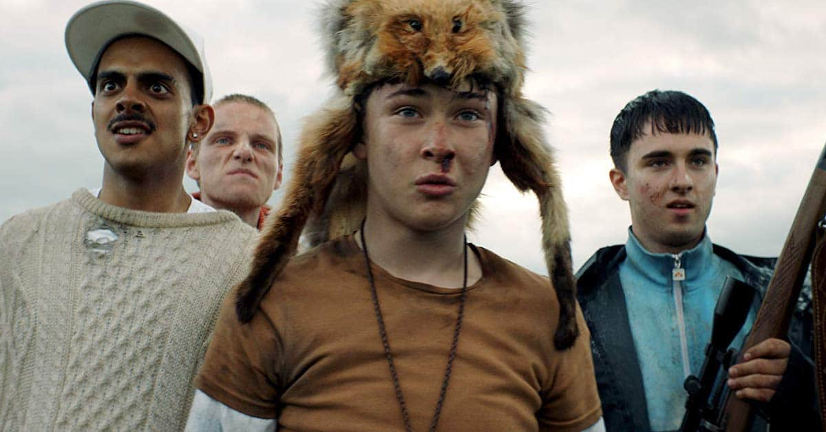 boyzinthewoodbanner - SXSW 2019: BOYZ IN THE WOOD Review – A Hilarious Satire Dipped On Acid