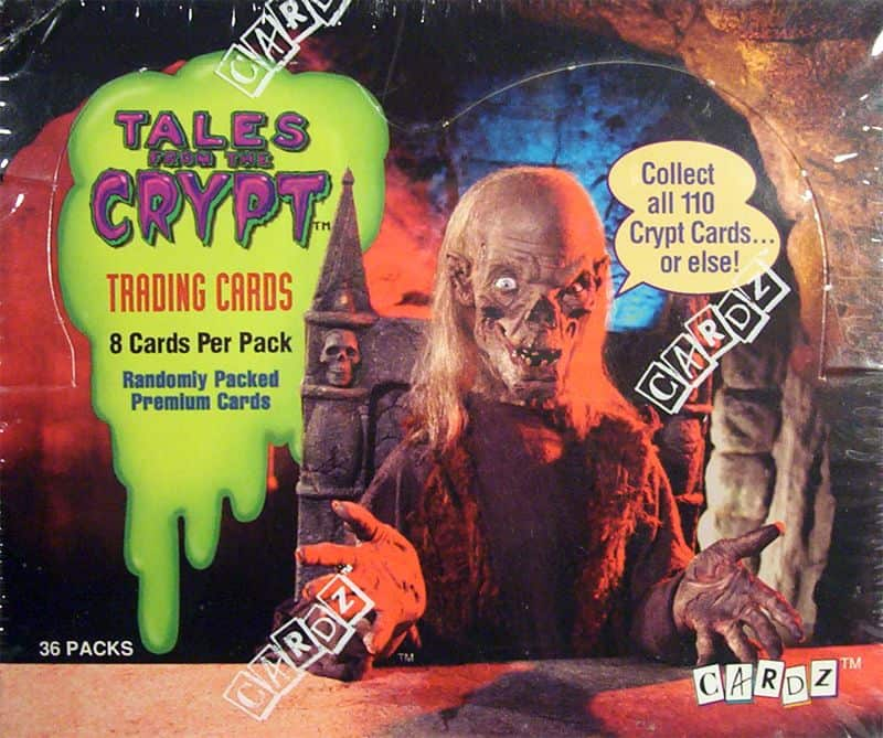 cryptcards - Exhuming TALES FROM THE CRYPT: Till Death Do We Part