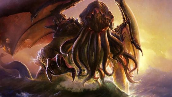 cthulhu 560x315 - New Chrome Extension Replaces Political Figures With Lovecraft's Elder Gods