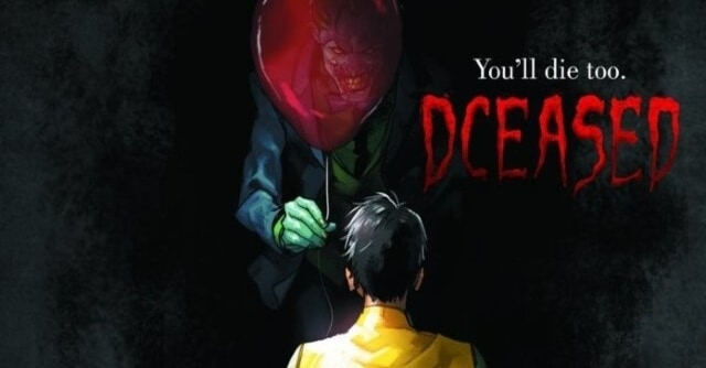 dceased it comic cover 1 - Batman Fights Zombies In DCEASED Limited Series