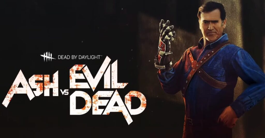 EVIL DEAD's Ash is Coming to DEAD BY DAYLIGHT! - Dread Central
