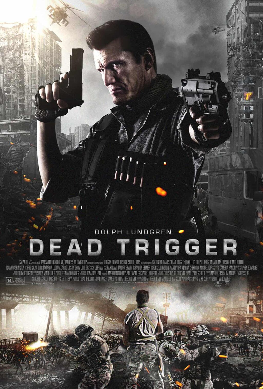 deadtrigger 1024x1517 - Dolph Lundgren Looks Like an Elderly Max Payne in This Exclusive DEAD TRIGGER Poster
