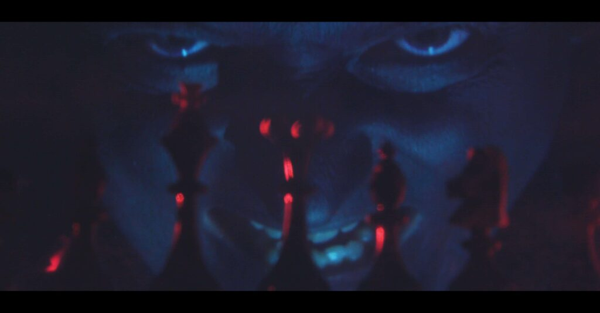 divisus stillsshot1 HD min 1024x576 - Filmmaker Samantha Oči  Releases Nightmarish Experimental Film DIVISUS
