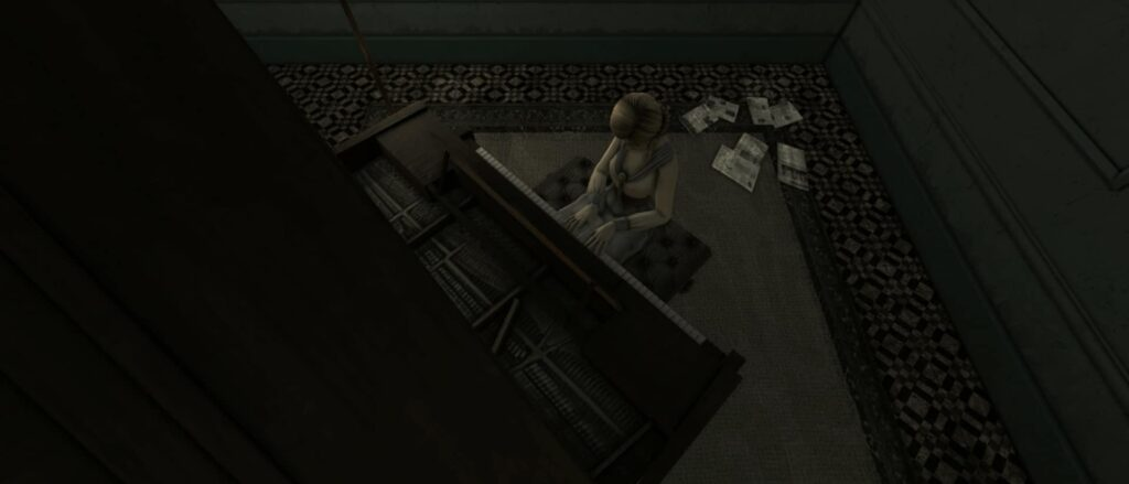 dollhousescreenshot 3 1024x439 - Noir Horror DOLLHOUSE Gets Release Date