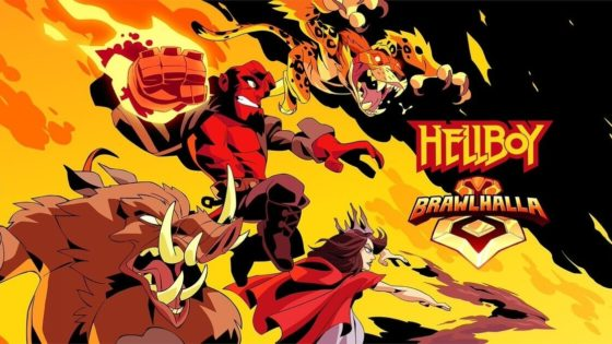 hellboy brawlhalla 1 560x315 - HELLBOY Characters Punching Their Way Into BRAWLHALLA Next Month