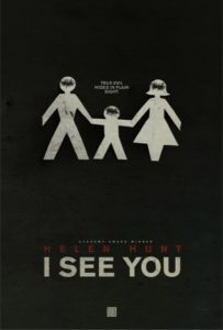 iseeyouposter 203x300 - SXSW 2019: I SEE YOU Review – A Wonderfully Twisted And Bonkers Horror Movie