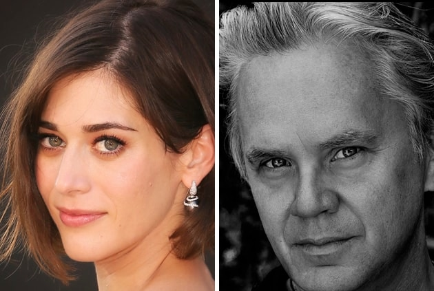 lizzy caplan tim robbins - MISERY is Coming to CASTLE ROCK! Season 2 will Feature a Young Annie Wilkes
