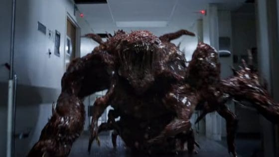 strangerthingsseason3bannermonster 560x315 - STRANGER THINGS Season 3 Fan Theory Suggests One of the Kids will Become the Monster