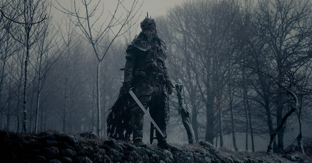 theheadhunterbanner - Exclusive THE HEAD HUNTER Trailer Mixes Fantasy and Horror With Gruesome Effectiveness