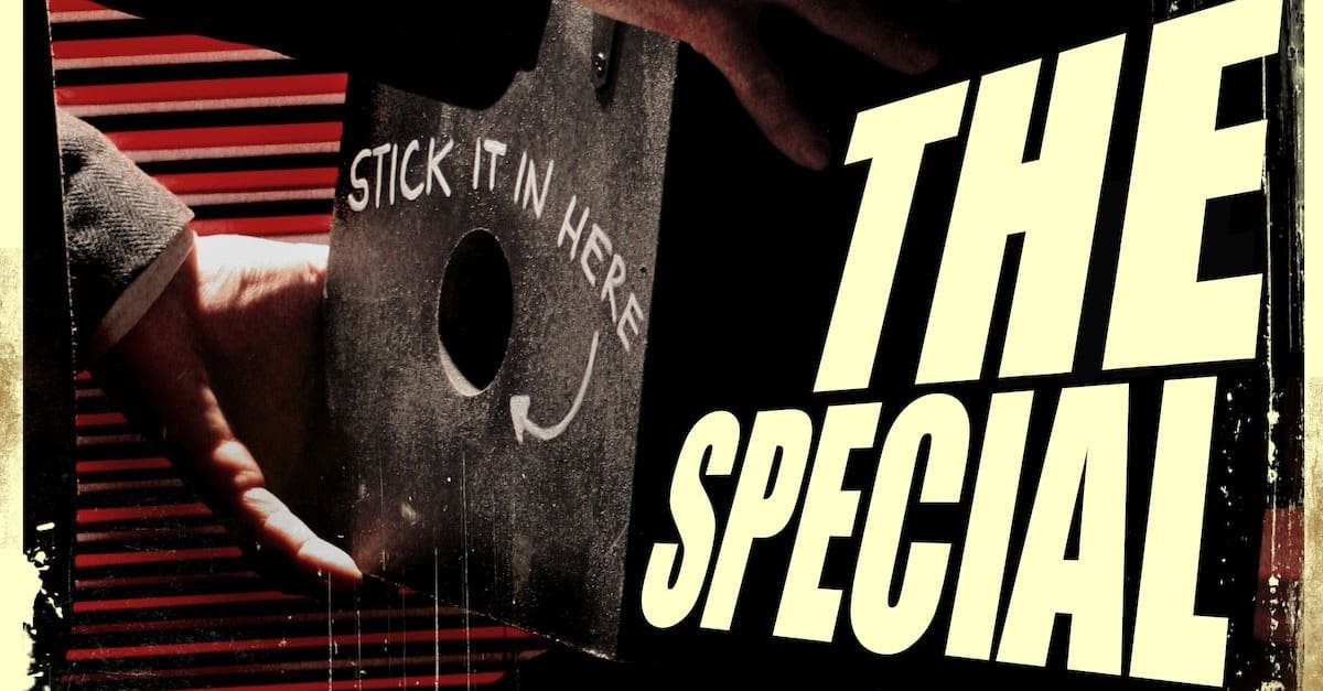 thespecialbanner - Exclusive THE SPECIAL Poster Hearkens Back to Classic Movie Adverts