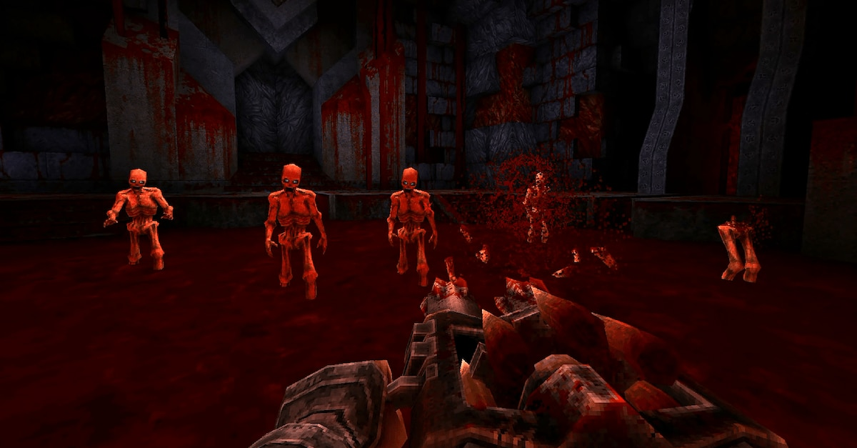 WRATH: AEON OF RUIN Channels Classic Fantasy/Horror FPS
