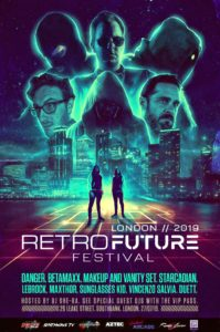 1554255182153 1 199x300 - Retro Future Festival 2019 Will Be The UK's Biggest Synthwave Event