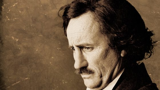 19 03 22 Nevermore clip 560x315 - Jeffrey Combs' Edgar Allan Poe Play NEVERMORE Added to Sleepy Hollow International Film Fest