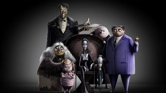 Addams Family Banner 560x315 - Trailer: Latest Look at Animated THE ADDAMS FAMILY Movie is All About Wednesday