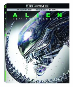 Alien 40th Anniversary DVD 250x300 - Everything You Need to Know About ALIEN Day on April 26th