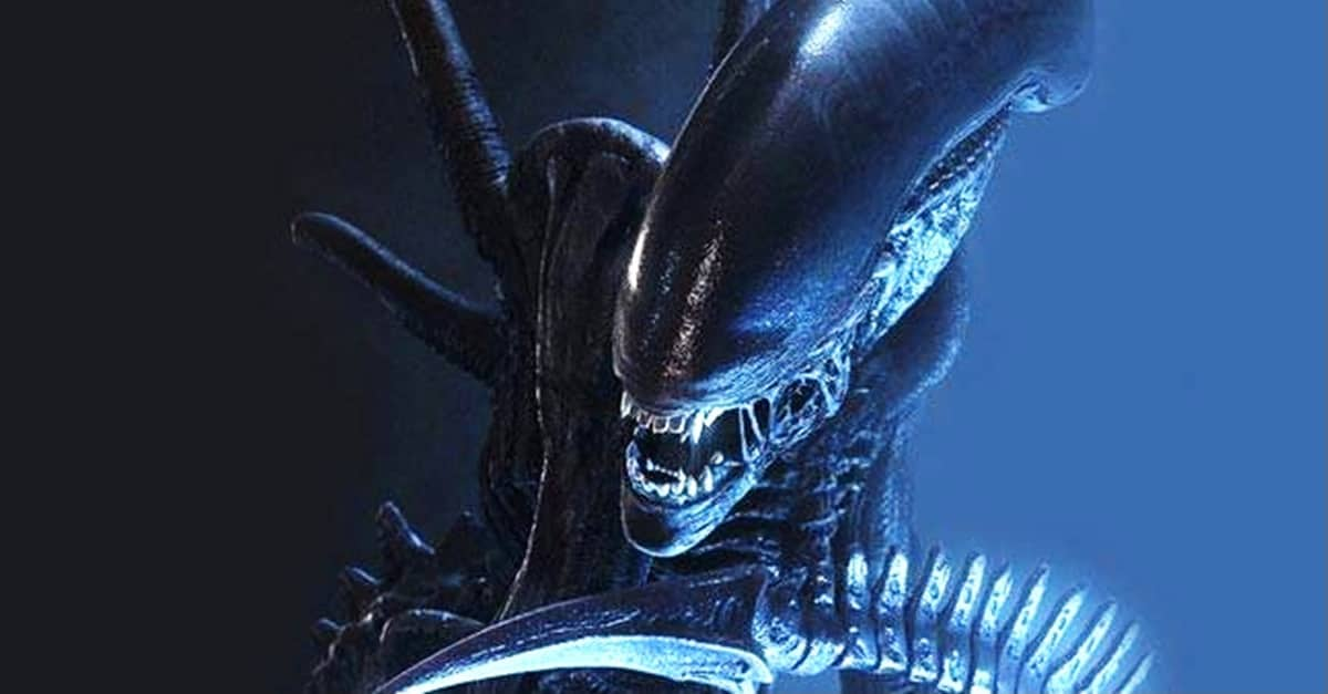 "Alien Banner - Is There Really a New ALIEN Series in the Works at Hulu? Mr. H says: ""Sort Of"""